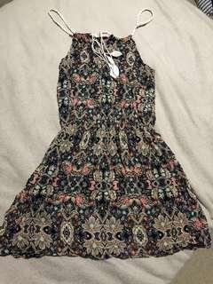 Summer short dress