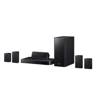 Samsung HT-H5500W 5.1 Channel 3D Blu-Ray Home Theater System