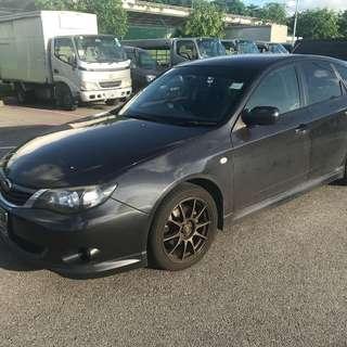 Subaru Impreza ver10 2.0A