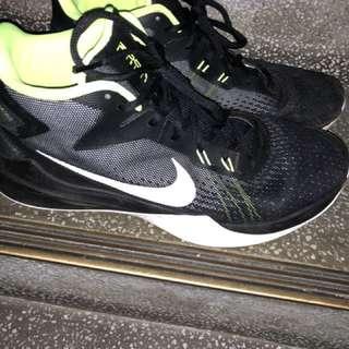 九成新打過兩次球, US 11號 , Nike Zoom Evidence I, 有原廠盒