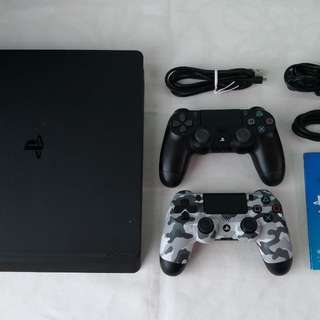 Sony PS4 Slim 500gb Urgent Sale