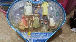 Cinderella Collectible (incomplete)