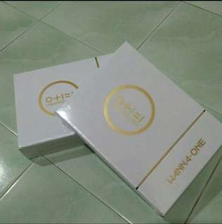 Wanna one IPU MD (Outbox)