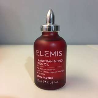 Elemis frangipani monoi body oil 35ml