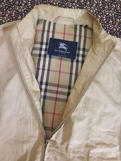Burberry Windbraker Jacket made in England