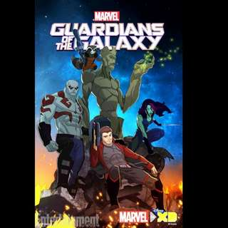 [Rent-TV-SERIES] Marvels Guardians of the Galaxy Season 2 (2017)