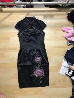 Premium cheongsam dress