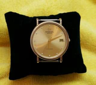 Raymond Weil 雷蒙威 80年代機械自動手錶