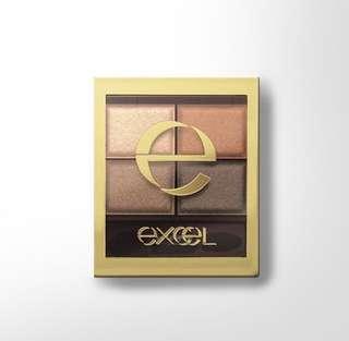 🚚 限量~Excel SR02眼影