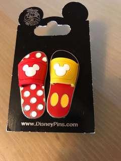 Disney pins 米奇