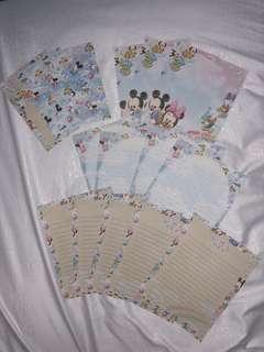 Disney Letter Pack