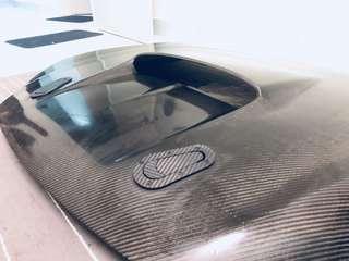 Bonet c one carbon fiber caldina