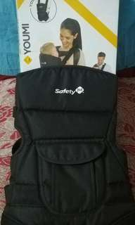 Safety First- Baby Carrier
