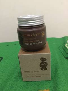INNISFREE JEJU VOLCANIC PURE CLAY MASK