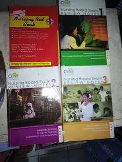 Nursing Reviewer for Nursing Licensure Exam Bundle