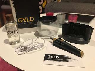 GVLD Makeup Brush Cleaner and Dryer