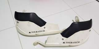 Touratech Handguard (White)