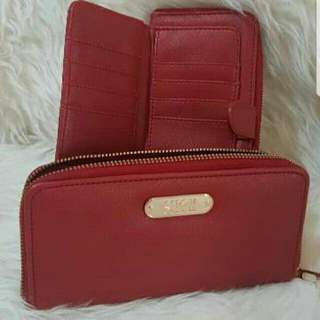 Dompet Sk2 merah