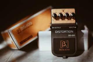 Distortion Pedal Beta Aivin