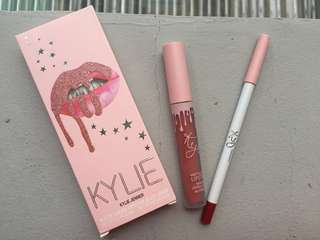 Kylie Lipkit New Pink Shade Angel