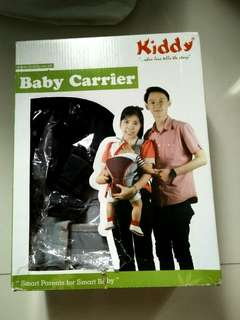 Kiddy baby carrier 2 in 1