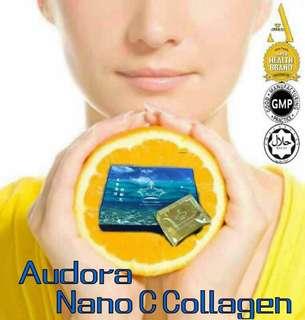 *2boxes $100* Audora nano c collagen