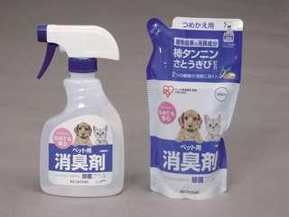 【Iris Ohyama寵物除臭劑】
