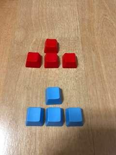 Keyboard Key Caps