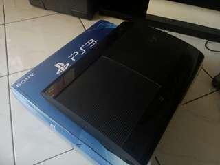 PS3 SUPERSLIM OFW 500GB