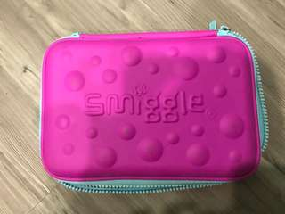 Smiggle Bubble Top Pencil Case