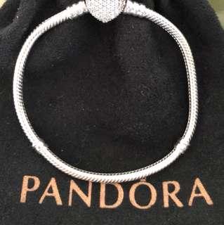 Pandora Bracelet Size 17