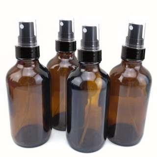 🌻 100ml Glass Spray Bottle
