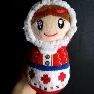 Matryoshka Plush Toy