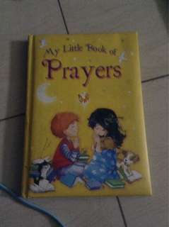 My little book of prayers(Hardbound)