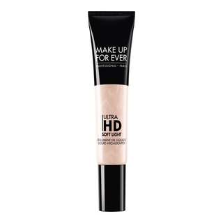 Make Up Forever Limited Edition Ultra HD Soft Light 20 Pink Champagne