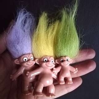 Trolls Toy Figures