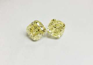 Earring Pair GIA certified Diamond 💎