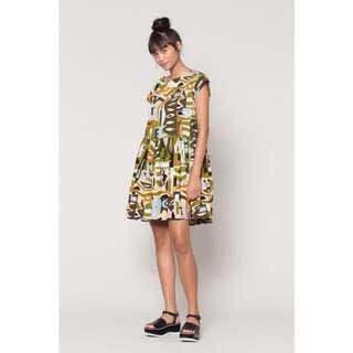 BNWT Gorman Camo Beach Dress