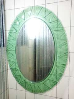 古典玻璃鏡子