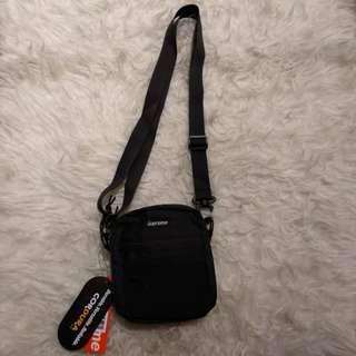 (Best Seller) Supreme Small Shoulder Bag SS17 Black