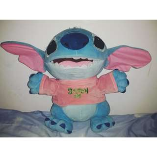 Stich stuff toy and pillow