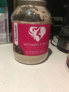 Chocolate protein WB