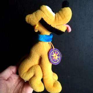 Disney Pluto Plush Toy