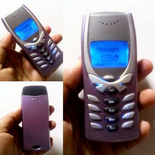 Nokia 8250 purple