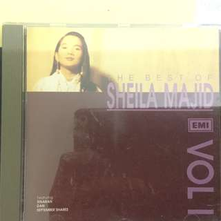 Sheila Majid The Best Vol 1
