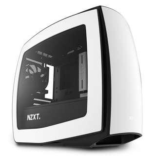NZXT Case Manta ITX (White)