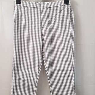 Uniqlo Plaid Pants