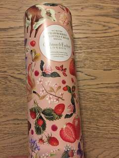 Crabtree & Evelyn 英式 cookie 曲奇餅乾 strawberry clotted cream