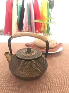 Mini Iron kettle