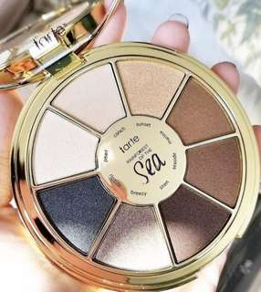100% BRAND NEW ORI TARTE RAINFOREST OF THE SEA EYESHADOW PALETTE VOL 2